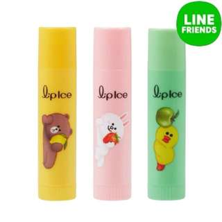 [PREORDER] line friends lipice lip balm