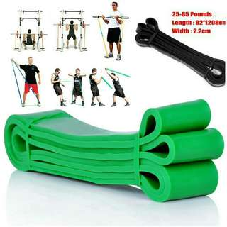 """82"""" Pull-Up Resistance Rubber Band"""
