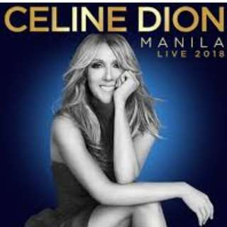 Celine Dion Gen Ad Tickets Manila (MOA) Concert - 3 Tickets available