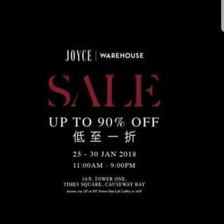 Joyce 90%off