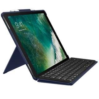 Logitech Slim Combo Keyboard Case for iPad Pro 12.9 Inch