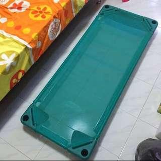 Kids mesh bed, nap bed