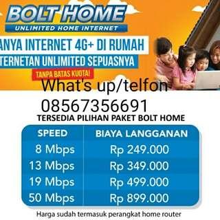 Internet Wifi Rumah/Kontrakan Tanpa Kuota