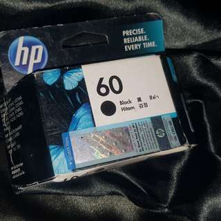 HP60 Ink (Sealed)
