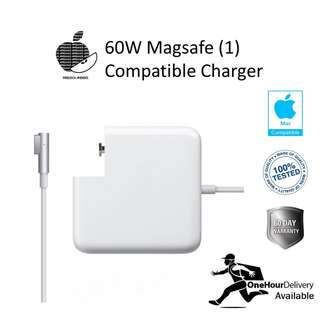 60W Magsafe 1 Compatible Charger for Macbook