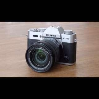 Fujiflim X-T10
