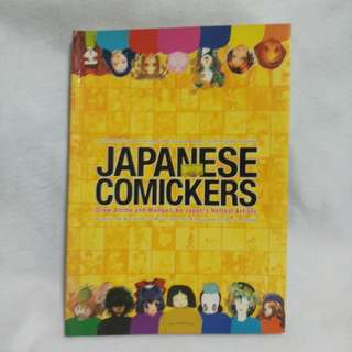 Japanese Comickers