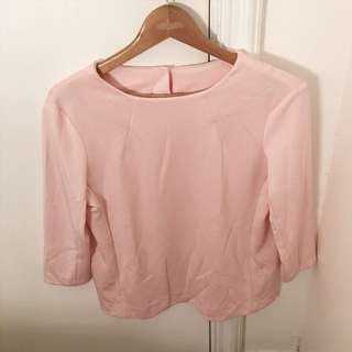 NEW Pink top