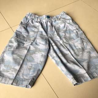 Uniqlo short pants for boys