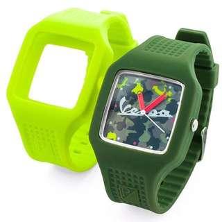 Vespa 偉士牌綿羊仔電單車 手錶套裝
