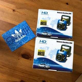 Vehicle Blackbox DVR HD 1080