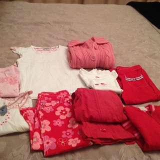 Girls size 3-4 Bundle