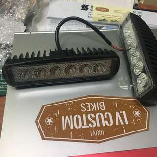 Forge light 18w rectangle