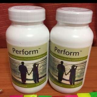 Supplement perform