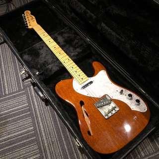 MWTS: MIJ Fender '69 Thinline Telecaster