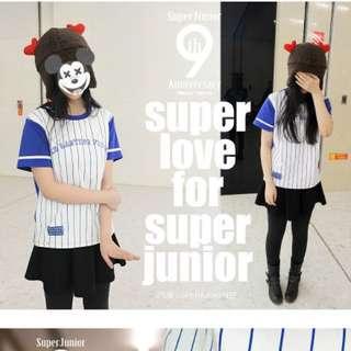 (WTS) Ready Stock Super Junior Shirt