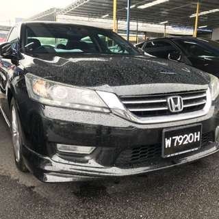 Honda Accord 2.0 2013
