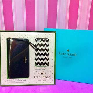 Kate Spade wallet with iPhone 6/s Case