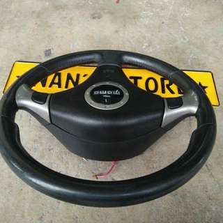 Japan Momo tiptronic steering wheel