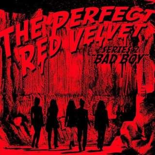 [RED VELVET - 2nd repackage album (The Perfect Red Velvet)]