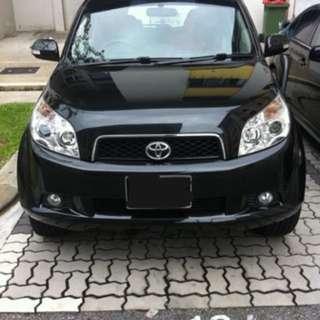 Toyota Rush Auto 1.5