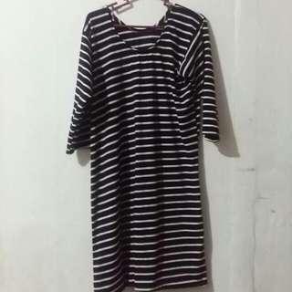 Korean Dress (Stripes)