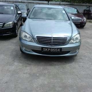 Mercedes S 300 SG