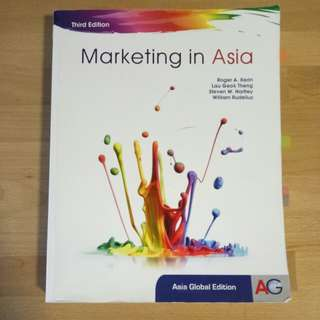 MKT1003 Marketing In Asia