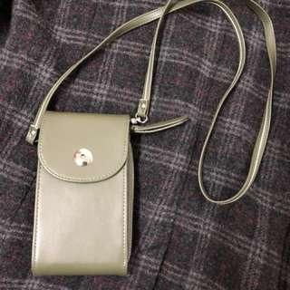 錢包肩背包2合1超實用小方包