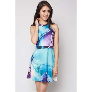 (3 for $40) Sonya Dress in Print