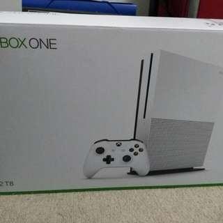 Used Xbox S 2TB