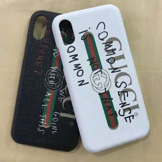 Gucci Common Sense case