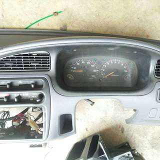 Japan Mira l5 l6 Dashboard with rpm for kancil