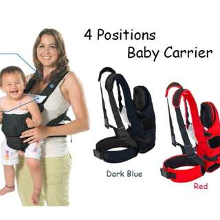 "Baby Carrier ""Kangaroo Pouch"" 4-Position"