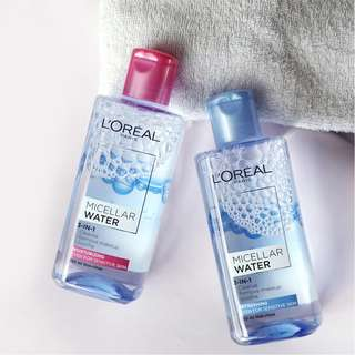 LOREAL Paris Micellar Water 3in1 250ml