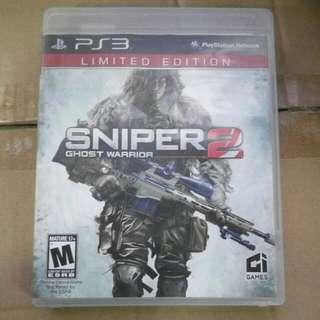 Ps3 sniper 2
