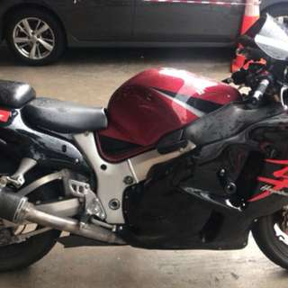 Class 2/2a/2b Bike's for rent
