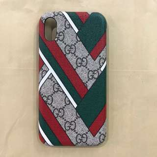 Gucci red & green stripes