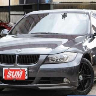BMW - 3 SERIES SEDAN E90 出廠年份2007 排 氣 量2000c.c