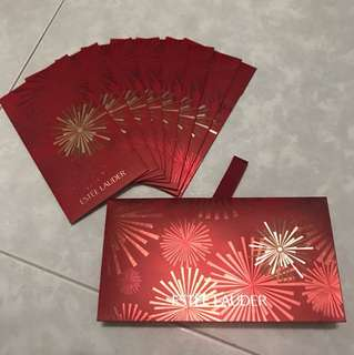 Red packet Estée Lauder Limited Edition 2018 Ang bao