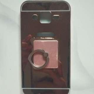 Case mirror hp samsung J2
