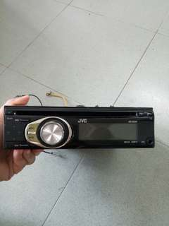 JVC CD player