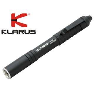 Klarus P20 Nichia 219C LED 230流明 LED Penlight Flashlight 筆型 電筒 ( 3A, AAA ) - 原裝行貨