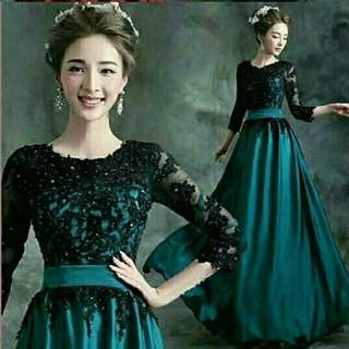 Dress Isyana Lancip