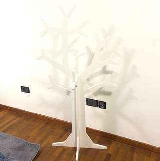 Wood deco tree