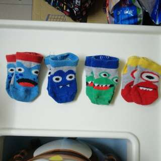 Baby socks Mothercare