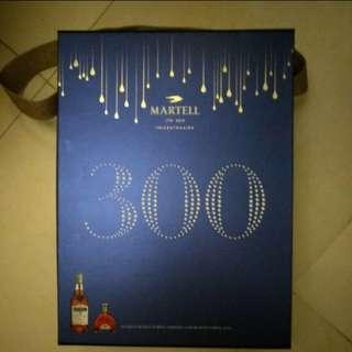 Martell 300 Box set