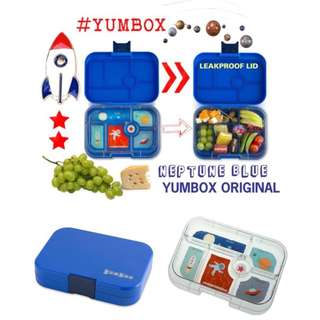 Yumbox Original (6 compartment) / Lunchbox / Bento / Snack Box