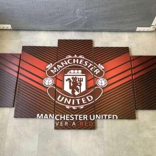 Man Utd Poster