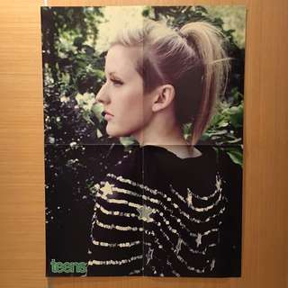 Ellie Goulding + Aaron Yan Poster (Double Sided) #17